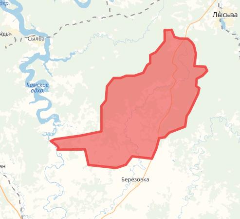 Новая топонимика Земли Сылвы и её новые административные деления Aziia10