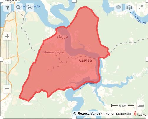 Новая топонимика Земли Сылвы и её новые административные деления Eaiia10