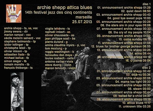 [Jazz] Playlist - Page 14 Archie33