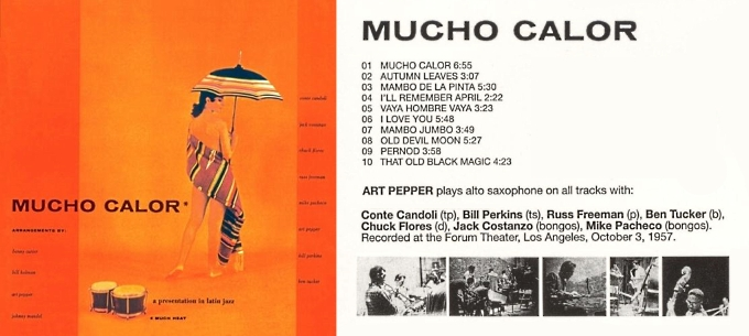 Jazz afro-cubain & musiques latines - Playlist - Page 2 Art_pe28