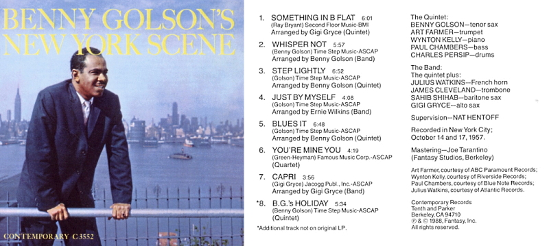 [Jazz] Playlist - Page 10 Benny_10