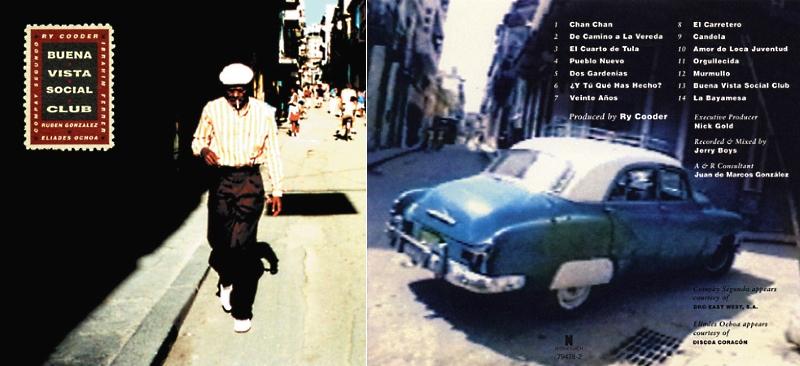Jazz afro-cubain & musiques latinos - Playlist Buena_10