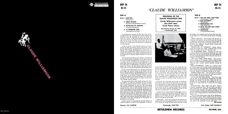 [Jazz] Playlist - Page 20 Claude11