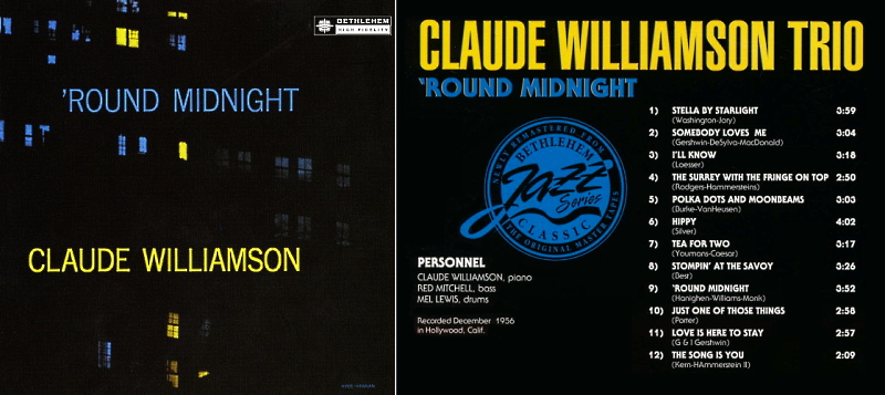 [Jazz] Playlist - Page 20 Claude12