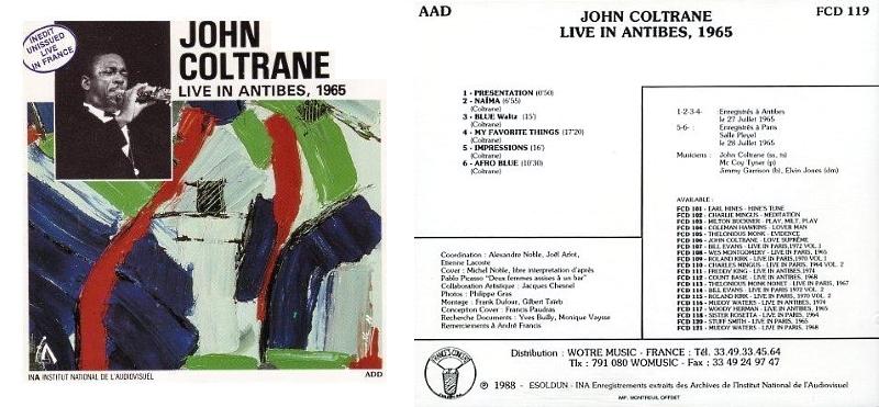 [Jazz] Playlist - Page 2 Coltra10