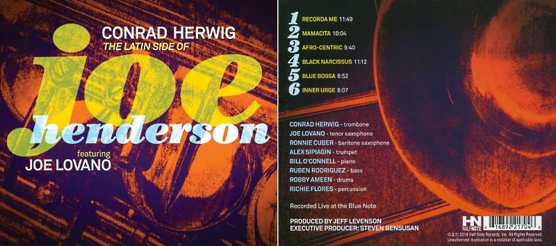 Jazz afro-cubain & musiques latinos - Playlist - Page 2 Conrad12