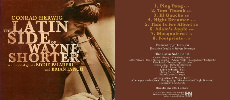 Jazz afro-cubain & musiques latinos - Playlist - Page 2 Conrad13