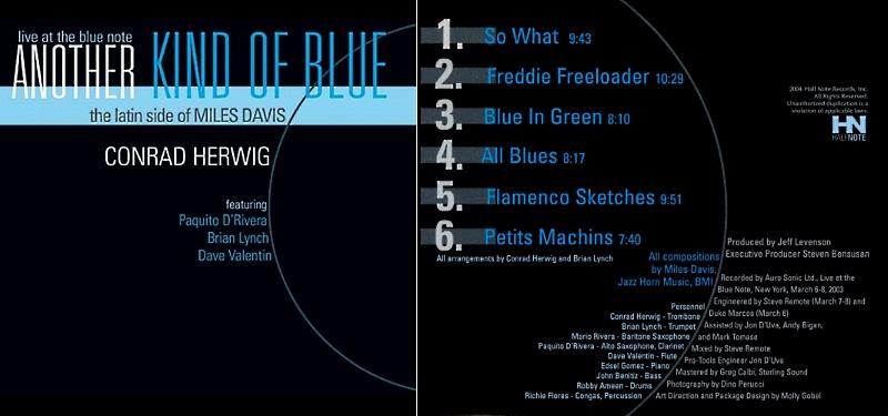 Jazz afro-cubain & musiques latinos - Playlist - Page 2 Conrad16