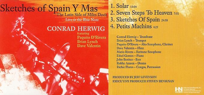 Jazz afro-cubain & musiques latinos - Playlist - Page 2 Conrad17