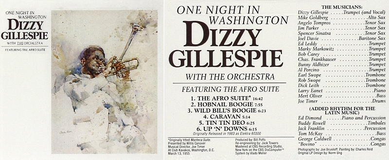 Jazz afro-cubain & musiques latines - Playlist - Page 2 Dizzy_10
