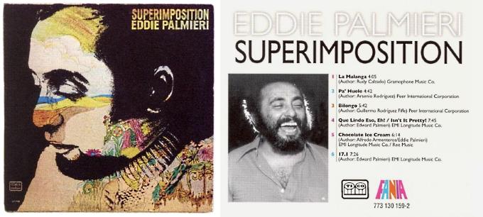 Jazz afro-cubain & musiques latines - Playlist - Page 2 Eddie_10