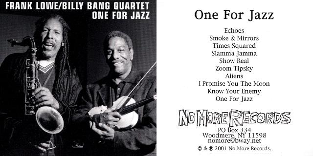 [Jazz] Playlist - Page 2 Frank_13