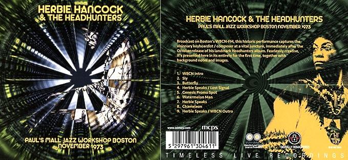 """Le """"jazz-rock"""" au sens large (des années 60 à nos jours) - Page 14 Herbie10"""