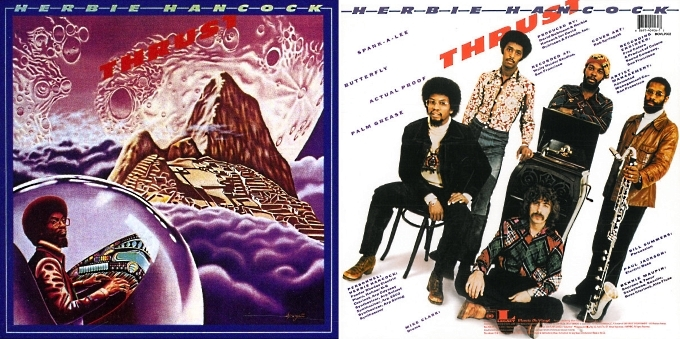 """Le """"jazz-rock"""" au sens large (des années 60 à nos jours) - Page 15 Herbie17"""