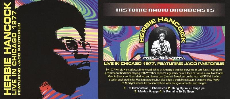 """Le """"jazz-rock"""" au sens large (des années 60 à nos jours) - Page 17 Herbie18"""