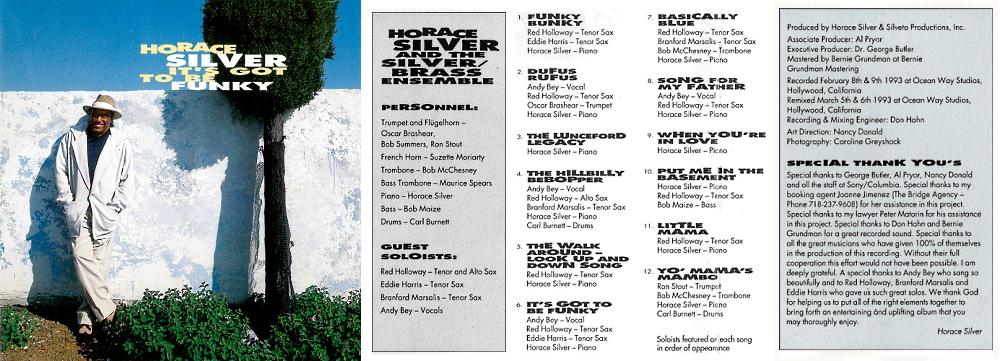 [Jazz] Playlist - Page 15 Horace12