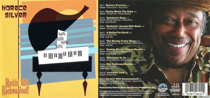 [Jazz] Playlist - Page 16 Horace15