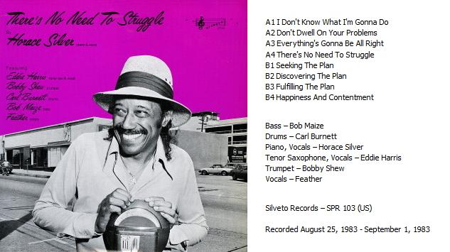 [Jazz] Playlist - Page 16 Horace20