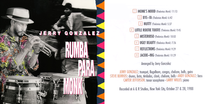 Jazz afro-cubain & musiques latines - Playlist - Page 4 Jerry_10