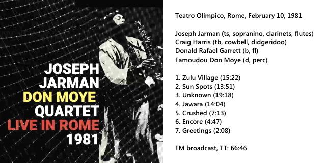 [Jazz] Playlist - Page 11 Joseph13