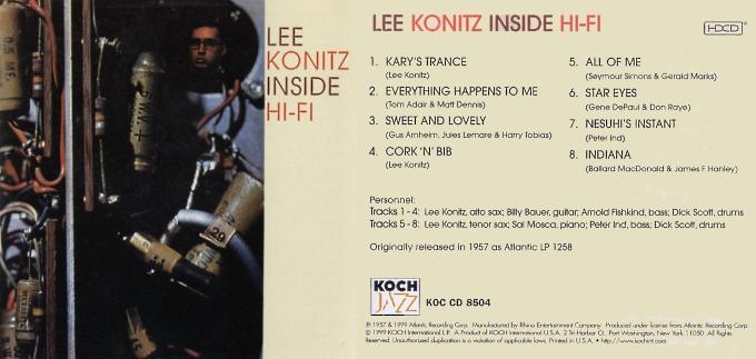[Jazz] Playlist - Page 19 Lee_ko11