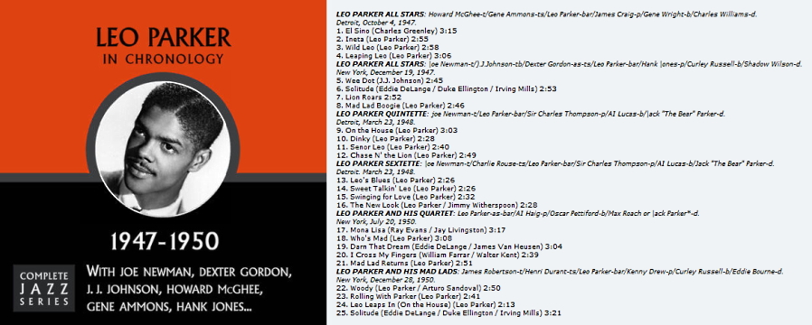 [Jazz] Playlist - Page 17 Leo_pa10