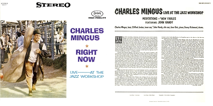 [Jazz] Playlist - Page 9 Mingus11