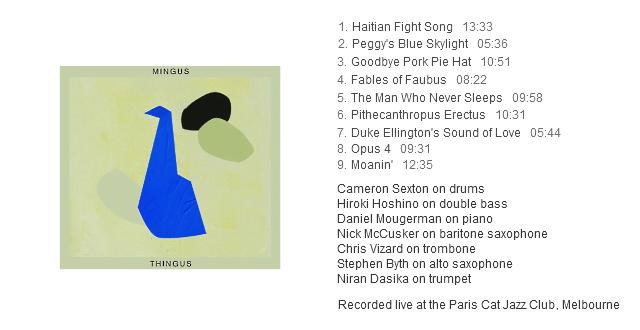 [Jazz] Playlist - Page 13 Mingus20
