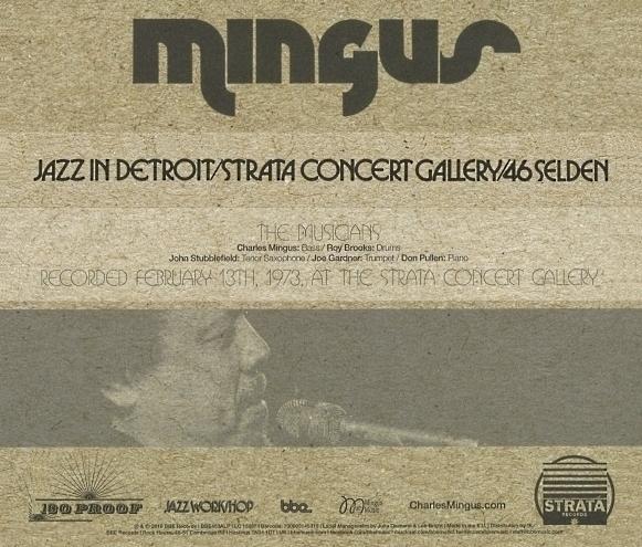 [Jazz] Playlist - Page 10 Mingus35