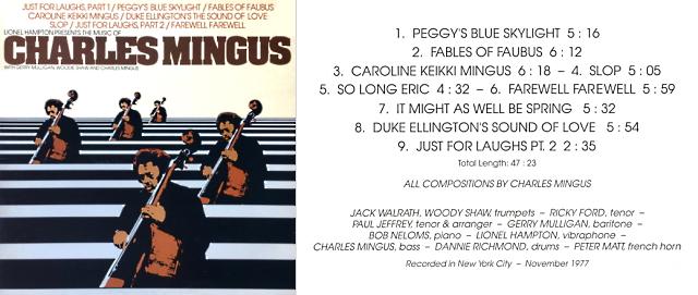 [Jazz] Playlist - Page 13 Mingus42