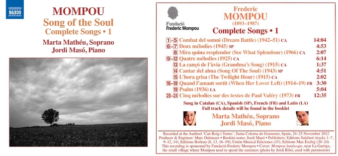 Playlist (135) Mompou11