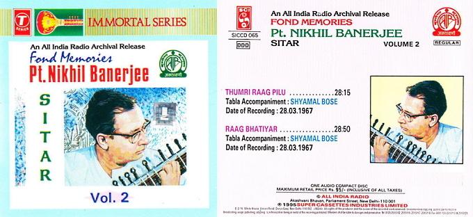 Musiques traditionnelles : Playlist - Page 18 Nikhil16