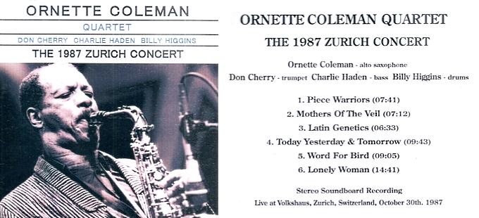 [Jazz] Playlist - Page 7 Ornett15