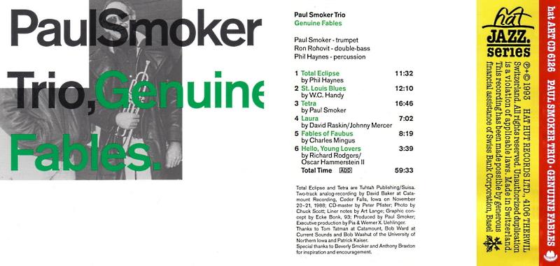 [Jazz] Playlist Paul_s10