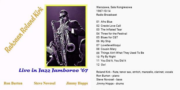 [Jazz] Playlist - Page 15 Roland19