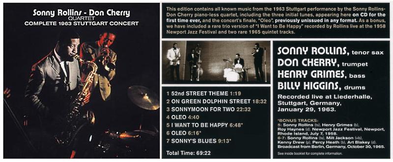 [Jazz] Playlist - Page 8 Rollin11