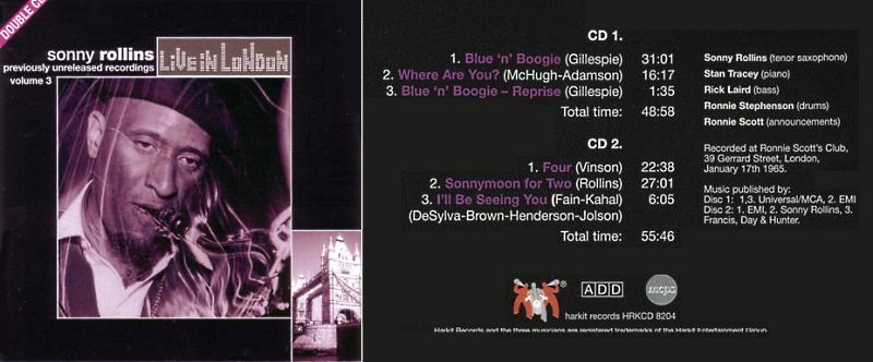 [Jazz] Playlist - Page 10 Sonny_20