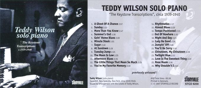 [Jazz] Playlist - Page 17 Teddy_45