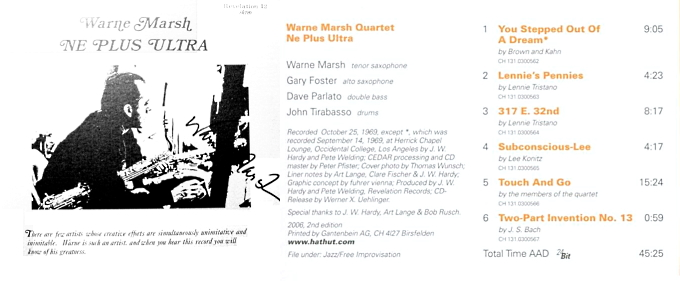 [Jazz] Playlist - Page 7 Warne_10