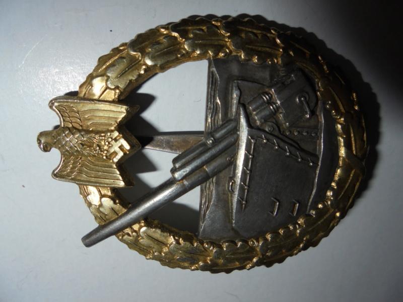 badge allemand artillerie cotiere ?L/65 Dsc00010