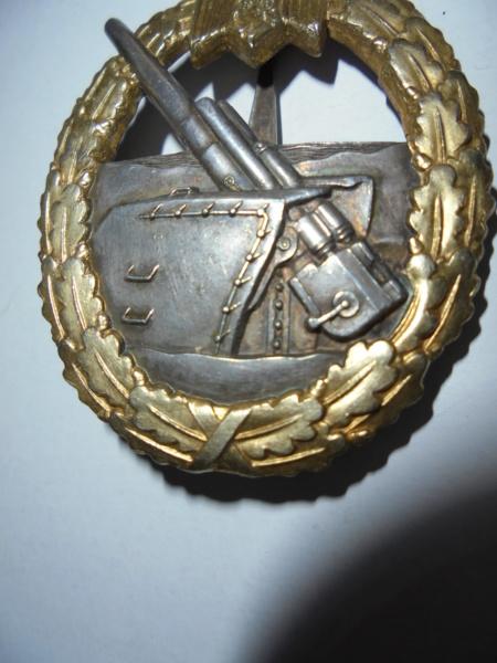 badge allemand artillerie cotiere ?L/65 Dsc00011