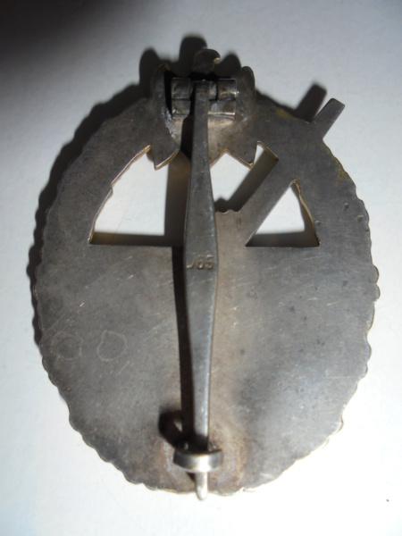 badge allemand artillerie cotiere ?L/65 Dsc00012