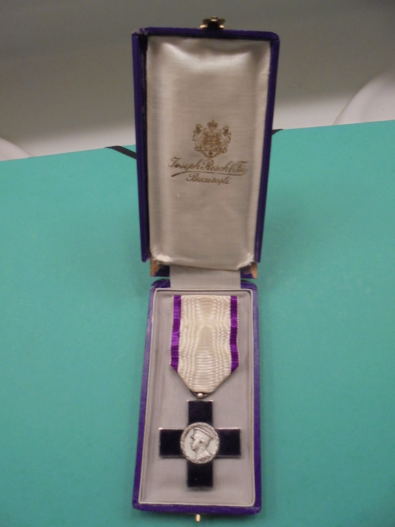 une belle medaille roumaine du matin Dsc00114