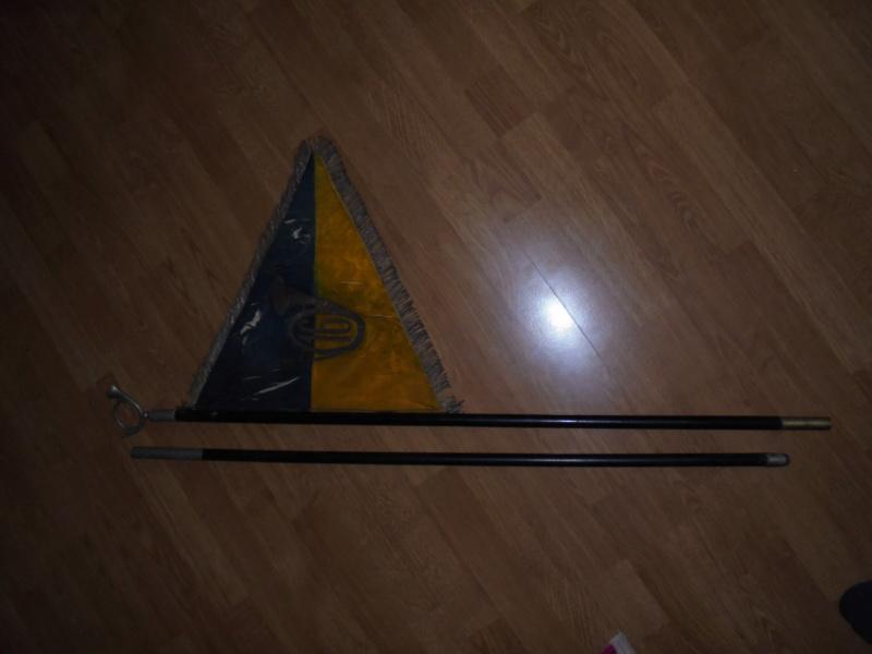 fanion ancien du 16 eme  chasseur ww1 ? Dsc00636