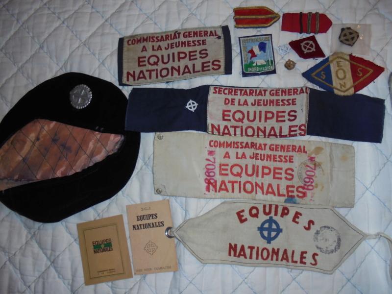 Les Equipes Nationales du Régime de Vichy - Page 2 Dsc06247