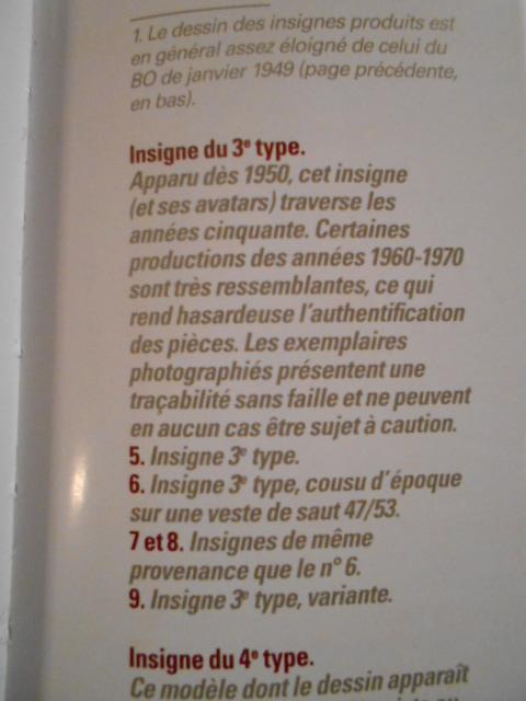 Lapin à Gilles - insigne para Dscn2832
