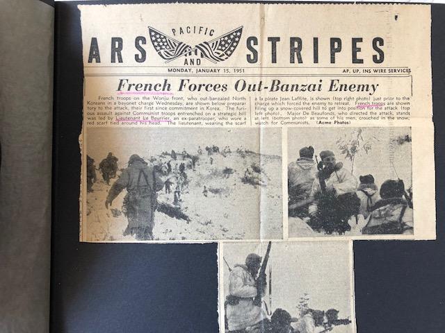 quelques souvenirs du bataillon de corée du 11 eme volontaire  Image410