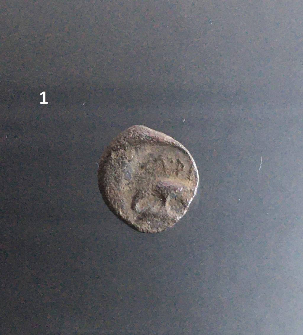 Petite monnaie grecque ? - 1 01070010