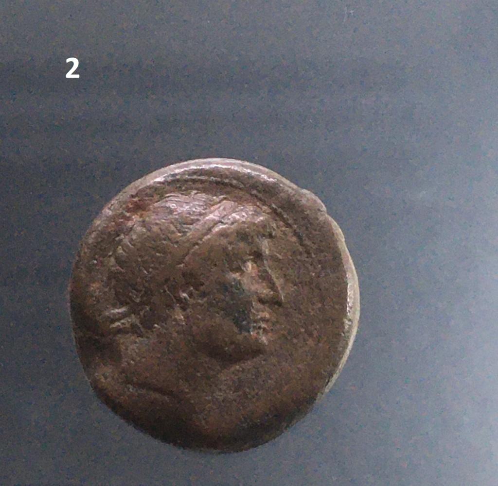 Monnaie grecque - 5 13100510