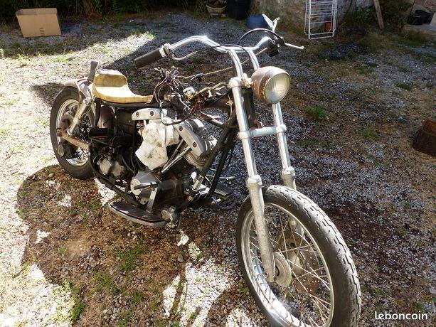 Harley Shovelhead 1974 6f49b010